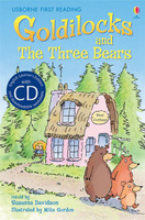Купить Goldilocks and the Three Bears (HB) +D, Все сказки мира