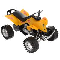Купить Dream Makers Квадроцикл инерционный цвет желтый, Guangdong Qunxing Toys Joint-Stock Co., LTD