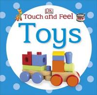 Купить Touch and Feel Toys, Первые книжки малышей