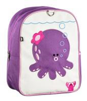 Купить Рюкзак детский Beatrix Little Kid Penelope-Octopus , цвет: розовый, молочный, фиолетовый, Ранцы и рюкзаки