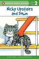 Купить Nicky Upstairs and Down, Зарубежная литература для детей