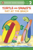 Купить Turtle and Snake's Day at the Beach, Зарубежная литература для детей