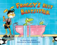 Купить Froggy's Best Babysitter, Зарубежная литература для детей