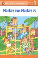 Купить Monkey See, Monkey Do, Зарубежная литература для детей
