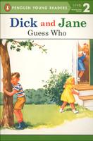 Купить Dick and Jane: Guess Who: Level 2, Зарубежная литература для детей