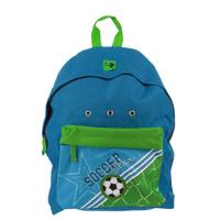 Купить Рюкзак Erich Krause Soccer , цвет: синий, зеленый, Erich Krause Deutschland GmbH, Ранцы и рюкзаки