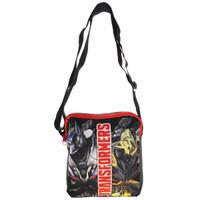 Купить Сумка детская на плечо Transformers Prime , цвет: серый, Kinderline International Ltd.