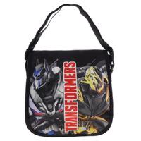 Купить Сумка детская на плечо Transformers Prime , цвет: черный, Kinderline International Ltd.