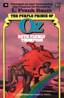 Купить Purple Prince of Oz (The Wonderful Oz Books, No 26), Фэнтези для детей