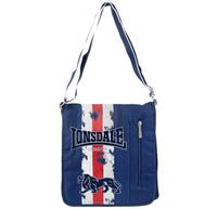 Купить Сумка молодежная Lonsdale , цвет: синий, Kinderline International Ltd.