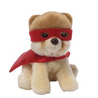 Купить Игрушка мягкая Gund Superhero Boo , цвет: бежевый, 12 см, Enesco
