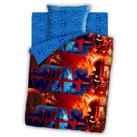 Купить Star Wars Комплект детского постельного белья Дарт Вейдер (1, 5-спальный КПБ, бязь, наволочка 70х70), Постельное белье