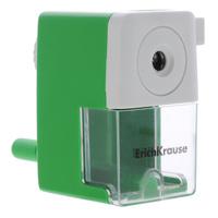 Купить Точилка механическая Erich Krause , цвет: зеленый, Чертежные принадлежности