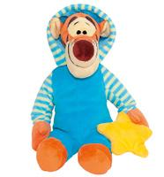 Купить Сонный Тигруля. Мягкая музыкальная игрушка, 35 см, Disney, Мягкие игрушки