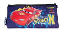 Купить Пенал неопреновый на молнии. Cars, Kinderline International Ltd., Пеналы