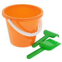 Купить Набор для игры с песком Альтернатива , цвет: оранжевый, 3 шт