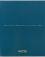 Купить Полиграфика Тетрадь MC 7 96 листов в клетку цвет темно-бирюзовый, Тетради