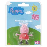 Купить Фигурка Peppa Pig Любимый персонаж. Хрюша , цвет: красный, Фигурки