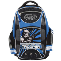 Купить Рюкзак школьный Erich Krause Star Wars , цвет: синий, Erich Krause Deutschland GmbH