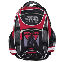 Купить Рюкзак Erich Krause Star Wars: Vader , цвет: красный, черный, Erich Krause Deutschland GmbH, Ранцы и рюкзаки