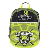 Купить Рюкзак Star Wars Master Yoda , цвет: зеленый, черный. 37474_Master Yoda, Erich Krause Deutschland GmbH, Ранцы и рюкзаки