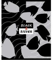 Купить Тетрадь, 48л Silver&Black, голография, в ассортименте, Полиграфика, Тетради
