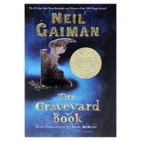 Купить The Graveyard Book, Фэнтези для детей