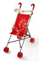 Купить Mary Poppins Коляска для кукол Божья коровка с тентом цвет красный, Куклы и аксессуары