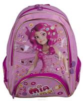 Купить Рюкзак школьный Kinderline Mia and Me , цвет: розовый, Kinderline International Ltd.