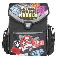 Купить Ранец, с ортопедической спинкой Star Wars Размер 36 х 26, 5 х 14 см, Kinderline International Ltd., Ранцы и рюкзаки