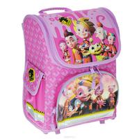 Купить Ранец школьный Action! Алиса , цвет: розовый, сиреневый. AZ-ASB4000/1, Ранцы и рюкзаки