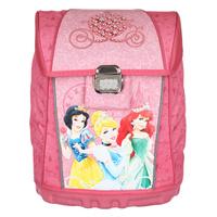 Купить Ранец школьный Disney Princess , цвет: розовый, светло-розовый. 24902, Росмэн, Ранцы и рюкзаки
