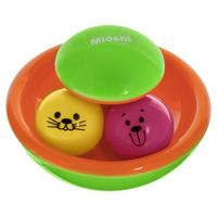 Купить Погремушка Mioshi Неваляшка , цвет: оранжевый, зеленый, Jinjiang Tanny Toys Co, Ltd