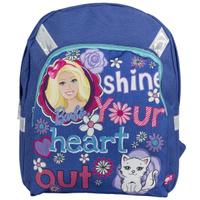 Купить Рюкзак детский Barbie , цвет: синий. BRCB-UT4-558, Kinderline International Ltd.