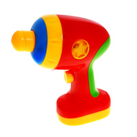 Купить Музыкальная игрушка Малышарики Дрель , со звуковыми эффектами, Concord Toys International Limited