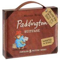 Купить Paddington Suitcase (комплект из 8 книг), Зарубежная литература для детей