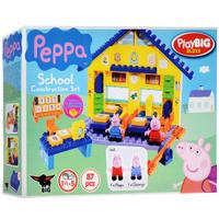 Купить Play Big Конструктор Peppa Pig Школа