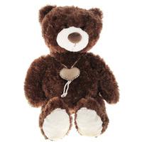 Купить Мягкая игрушка Plush Apple Медведь с сердцем , 70 см, Мягкие игрушки
