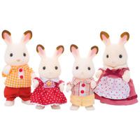 Купить Sylvanian Families Набор фигурок Семья шоколадных кроликов