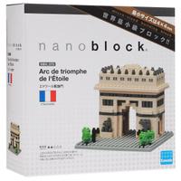 Купить Nanoblock Мини-конструктор Триумфальная Арка, Kawada, Конструкторы