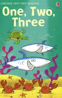Купить One, Two, Three, Зарубежная литература для детей