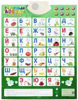 Купить Знаток Звуковой плакат Говорящая азбука . 2783750, Обучение и развитие