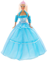 Купить Defa Кукла Lucy цвет платья голубой, Defa Toys, Куклы и аксессуары