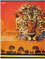 Купить Hatber Тетрадь в линейку Саванна: Леопард , 80 листов