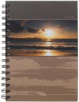 Купить Полиграфика Тетрадь в клетку Панорама. Море , 120 листов, формат А5, Тетради