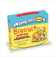 Купить Biscuit: More Phonics Fun, Зарубежная литература для детей