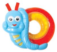 Купить Мир детства Погремушка-прорезыватель с водой Улитка, Мир Детства