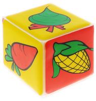 Купить Курносики Игрушка-кубик с пищалкой Мир вокруг тебя