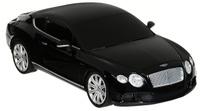 Купить Rastar Радиоуправляемая модель Bentley Continental GT Speed цвет черный масштаб 1:24