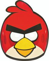 Купить Amscan Маска карнавальная Angry Birds 8 шт, Маски карнавальные